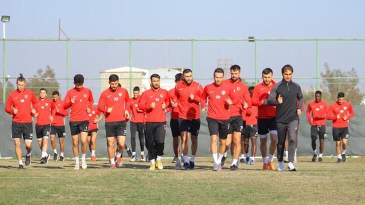 Hatayspor, Konyaspor hazırlıklarına başladı