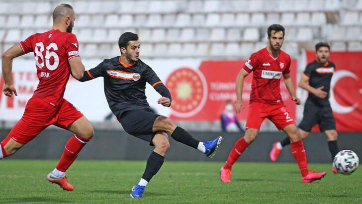 Adanaspor-Beypiliç Boluspor: 2-3