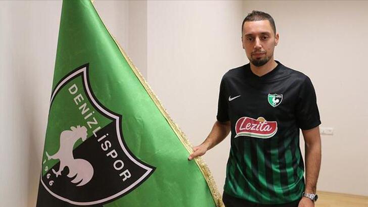 Son dakika | Ismail Aissati, Denizlispor'la olan sözleşmesini feshetti!
