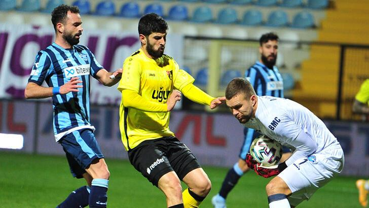 İstanbulspor-Adana Demirspor: 3-1