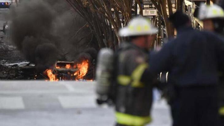 Nashville kentindeki intihar bombacısı için flaş iddia! 1 yıl önce...