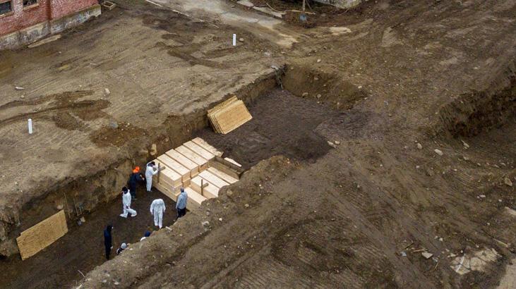 ABD'de korkutan rakamlar! 'Tabut yapımı için tahta bulmak zorlaştı'