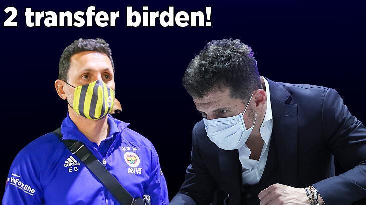 Son dakika | Fenerbahçe'ye Süper Lig'den 2 transfer birden! Ocak bombası...