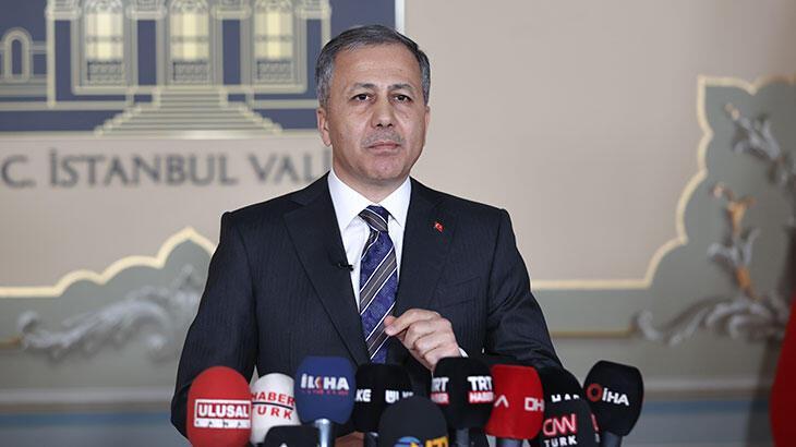 İstanbul Valisi Yerlikaya'dan önemli açıklamalar