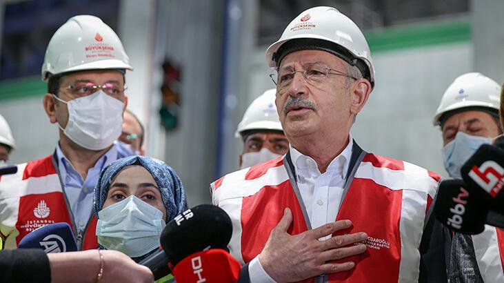 CHP Lideri Kılıçdaroğlu, Pınar Gültekin'in babasının açıklamasına ilişkin soruyu yanıtsız bıraktı