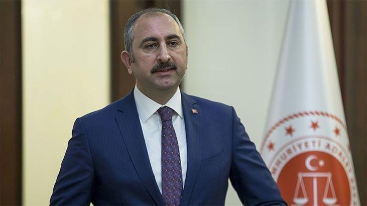 Adalet Bakanı Gül'den yeni yıl mesajı