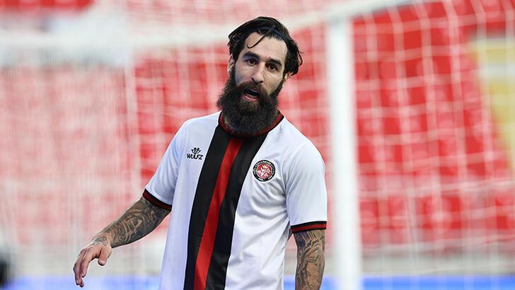 Jimmy Durmaz'dan forma itirafı! 'Galatasaray'da...'