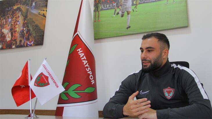 Selim Ilgaz: Hatayspor'da gerçek aile gibi olduk