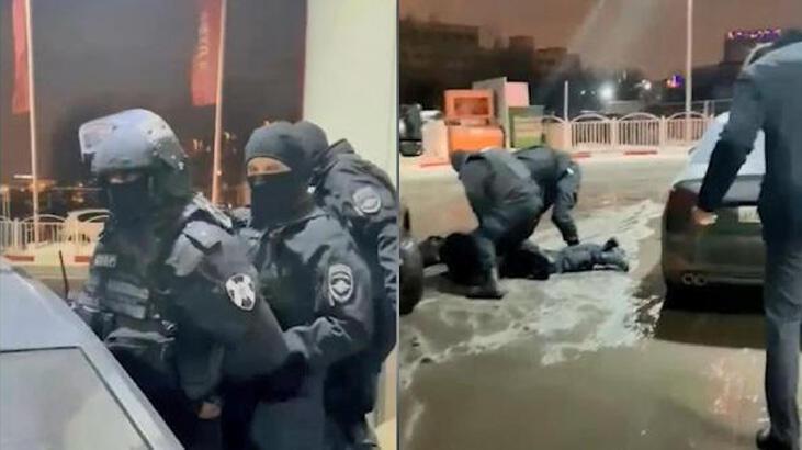 Kimlik kontrolü yapan 'sahte polislere' gözaltı