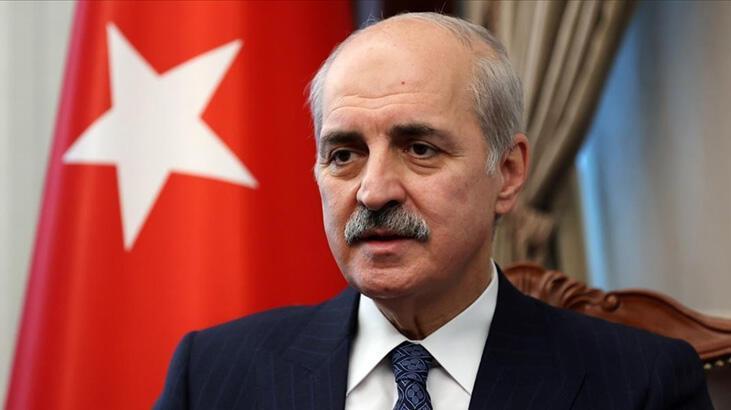 AK Parti Genel Başkanvekili Kurtulmuş'tan Ayasofya paylaşımı