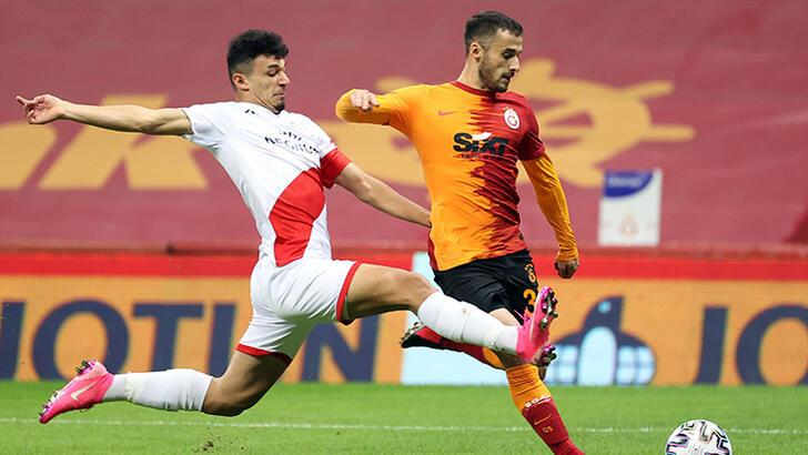 Galatasaray - Antalyaspor: 0-0