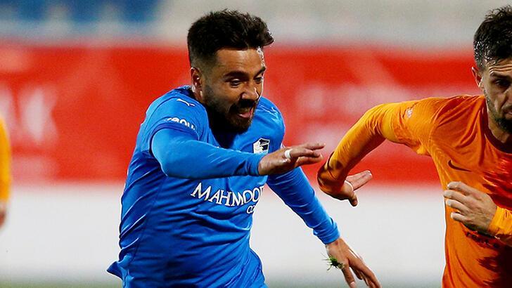 Son dakika - Erzurumspor, İbrahim Akdağ ile yollarını ayırdı!