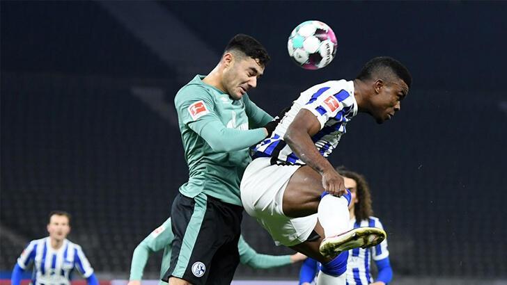 Schalke'nin kazanamama serisi 30 maça çıktı
