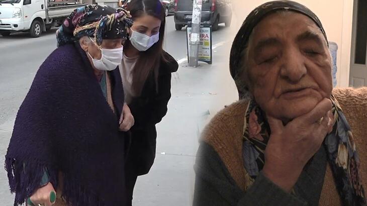 Belediye yardımı bahanesiyle 95 yaşındaki kadına gasp dehşeti!