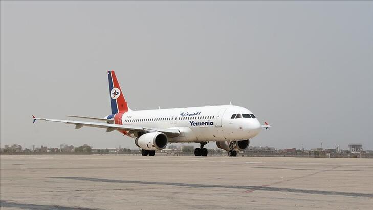 Aden Havalimanı'nda uçuşlar yeniden başladı