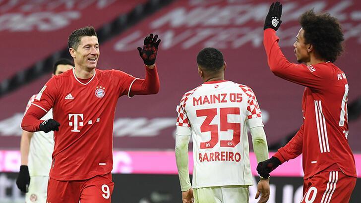 Bayern Münih'ten müthiş geri dönüş! 7 gol sesi...