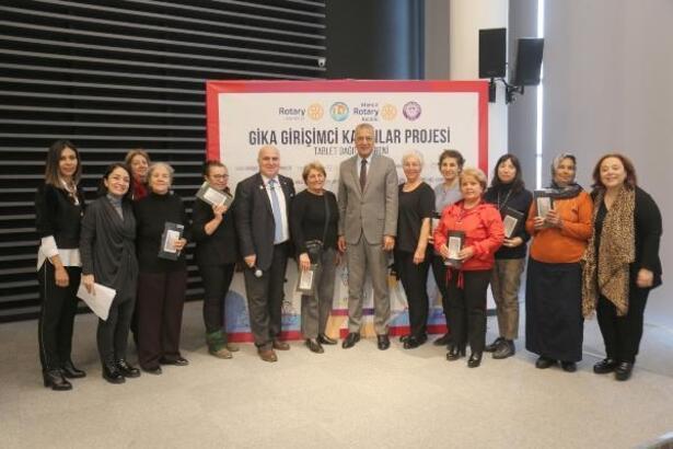 Girişimci kadınların dijitalleşmesi eğitiminde ikinci etap başladı
