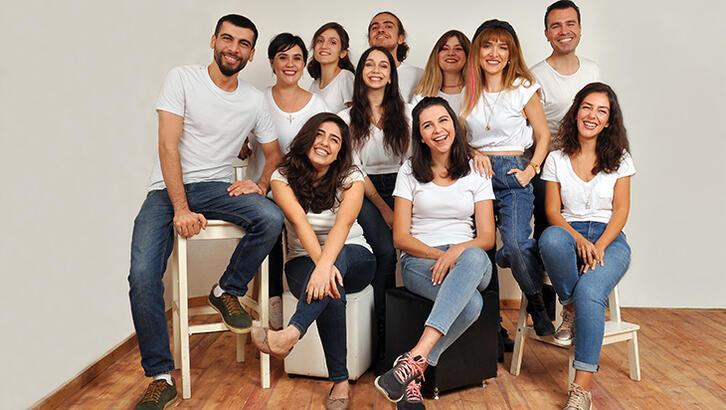 An Vokal'den Hrant Dink'e armağan