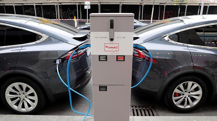 Norveç'te elektrikli otomobil damgası