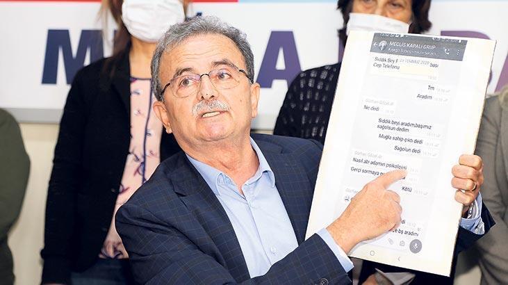 CHP'li vekilden Pınar'ın babasına suç duyurusu