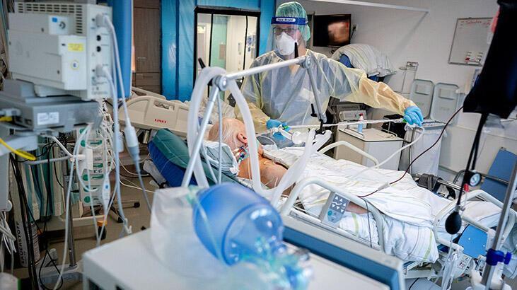 Almanya'da 24 saatte koronavirüsten bin 19 ölüm!