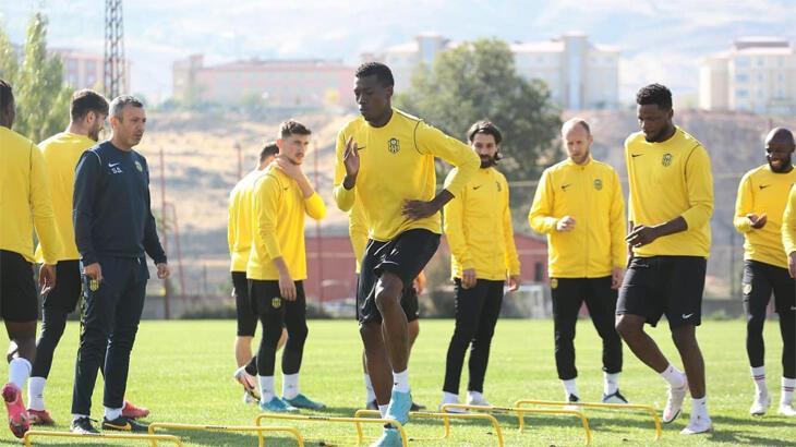 Yeni Malatyaspor Hedebe ve Youssouf'a gelen teklifleri değerlendirecek