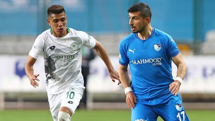 Son dakika | Konyaspor, Hurtado ile yollarını ayırdı!