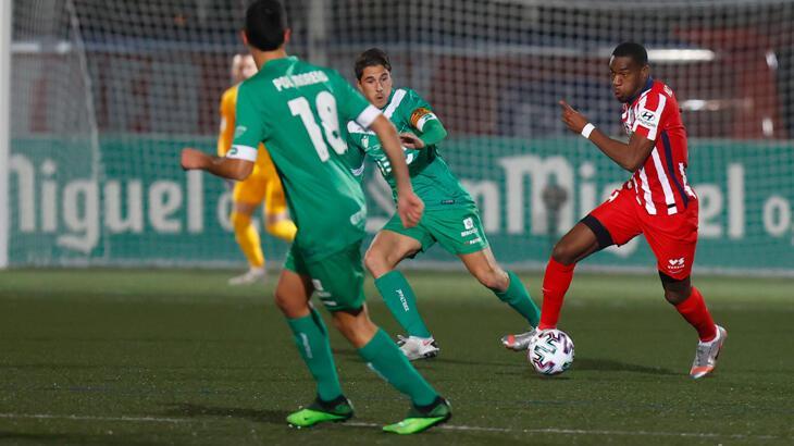 İspanya Kral Kupası'nda 3. lig takımları, Atletico Madrid, Celta Vigo ve Getafe'yi eledi