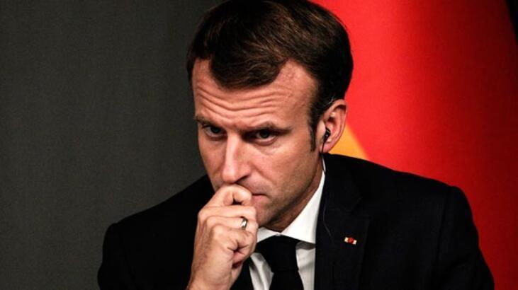 ABD'de yaşananlara sessiz kalan Macron'a Fransa'da tepki!