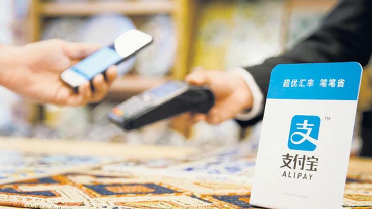Çinli 'Alipay'e ABD'de engel