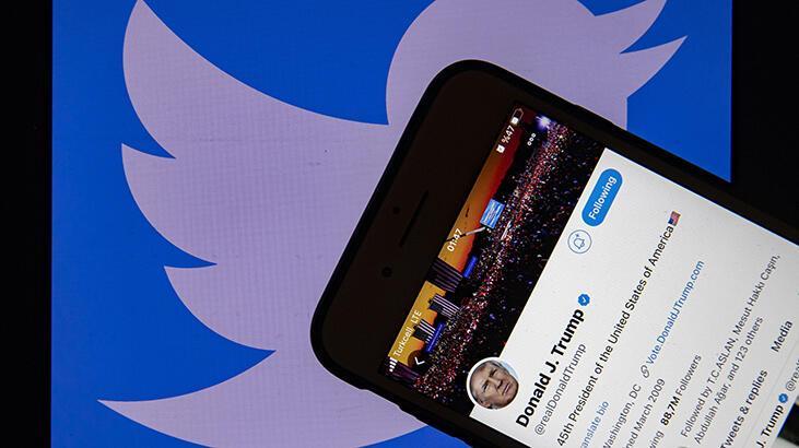 Son dakika: Twitter skandalın faturasını Trump'a kesti! Hesabı kilitlendi