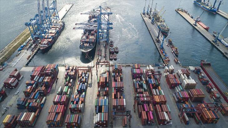 İstanbul'dan 66,7 milyar dolarlık ihracat