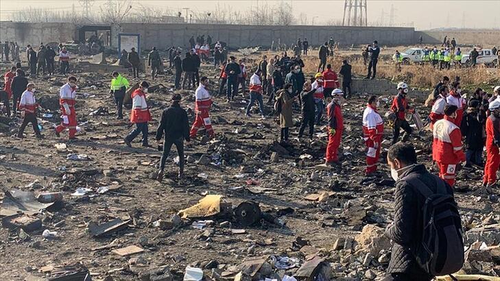 Ukrayna, düşürülen uçakla ilgili İran'dan detaylı açıklama istedi