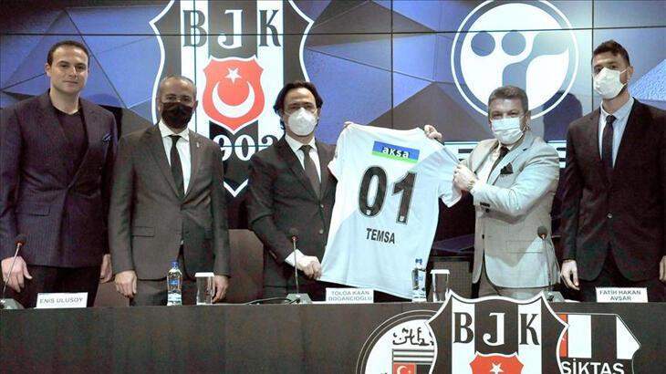 Beşiktaş Aygaz Hentbol Takımı'nın ulaşım sponsoru TEMSA oldu