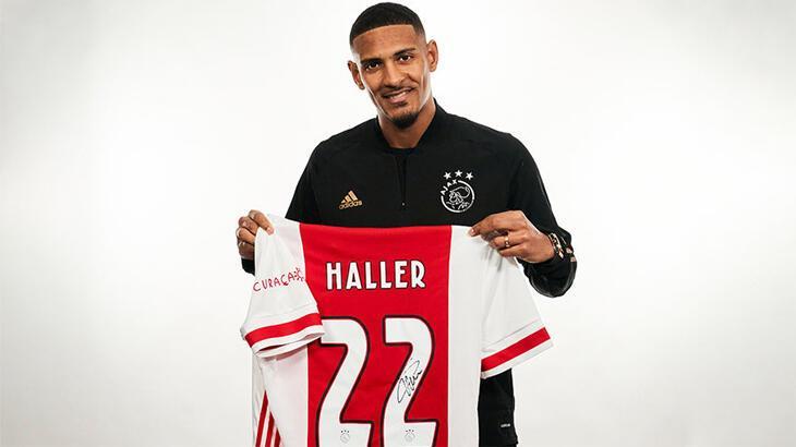 Sebastien Haller resmen Ajax'ta