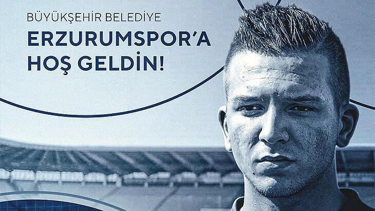Son dakika | Brahim Darri resmen Erzurumspor'da