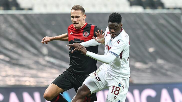 Transfer haberleri | Trabzonspor'da Ekuban'a zam geliyor