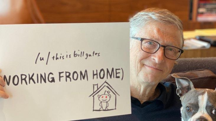 Bill Gates kolları sıvadı! Bu kez...