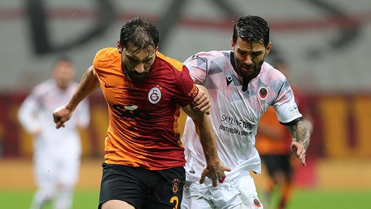 Galatasaray - Gençlerbirliği: 6-0 - Futbol - Spor Haberleri