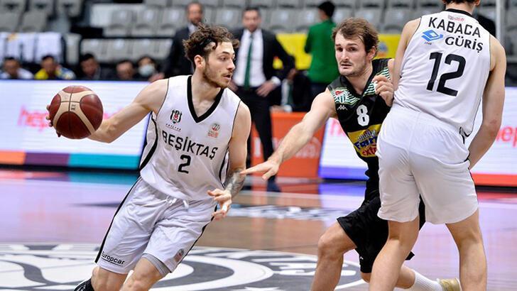 Beşiktaş - Frutti Extra Bursaspor: 69-84