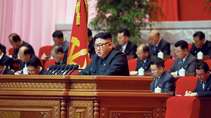 Kim'den nükleer silah tehdidi