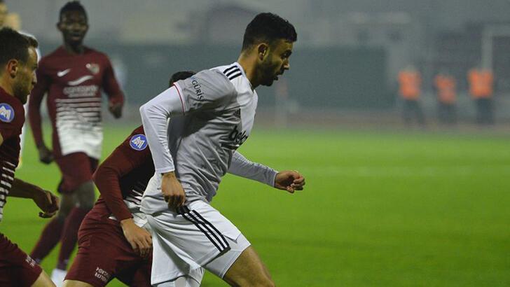 Son dakika - Rachid Ghezzal'den Feghouli cevabı!