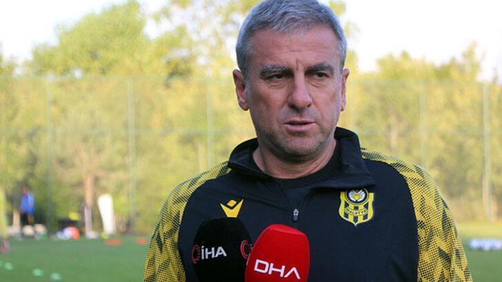 Son dakika - Yeni Malatyaspor'dan Hamza Hamzaoğlu açıklaması!