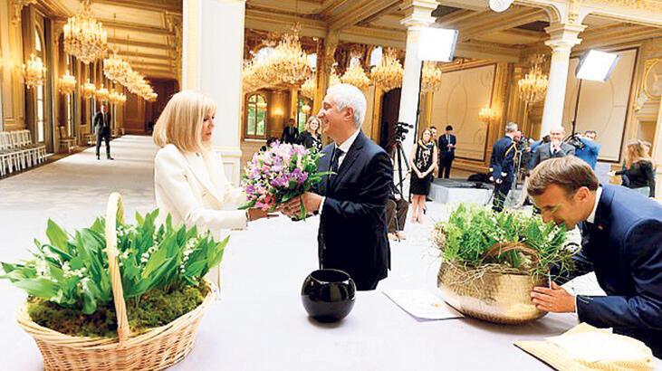 Çiçeğe 5.4 milyon lira harcamışlar