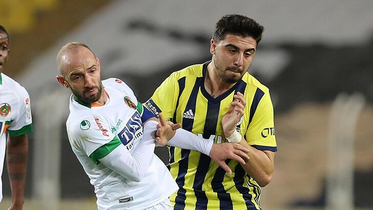 Son dakika - Fenerbahçe'de goller orta sahadan!