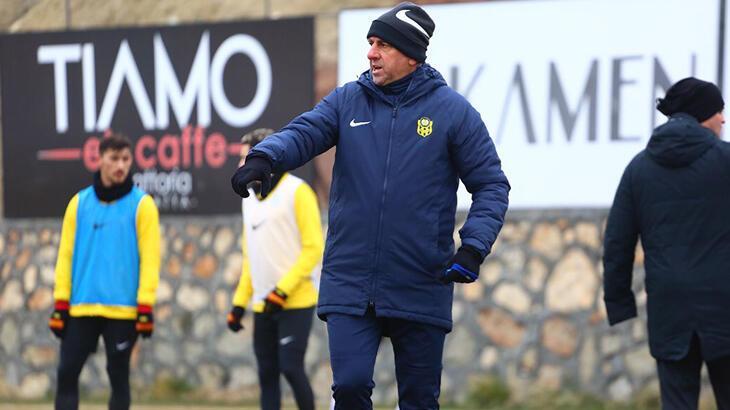 Yeni Malatyaspor, Ziraat Türkiye Kupası'nda yarın Galatasaray'ı ağırlayacak