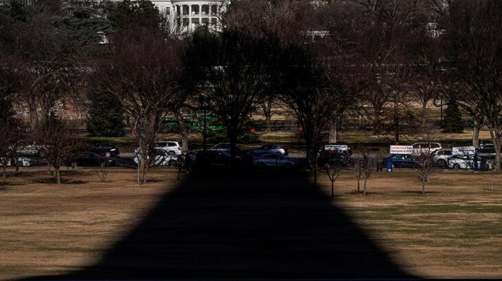 Son dakika... Washington Anıtı kapatıldı!