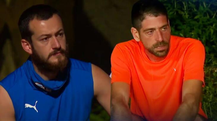 Survivor'dan kim diskalifiye oldu? 2021 Survivor yarışmasına kim veda ediyor, Cemal Hünal mı, Reşat mı?
