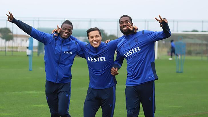 Trabzonspor'da Antalyaspor hazırlığı!