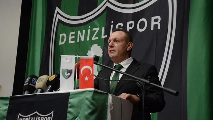 """Denizlispor Başkanı Ali Çetin: """"Her an bırakmaya hazırız"""""""